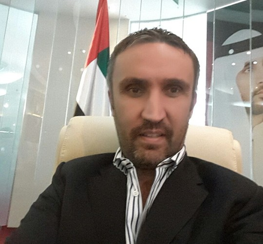 Federico Cervellini - Director of Corporate Affairs
