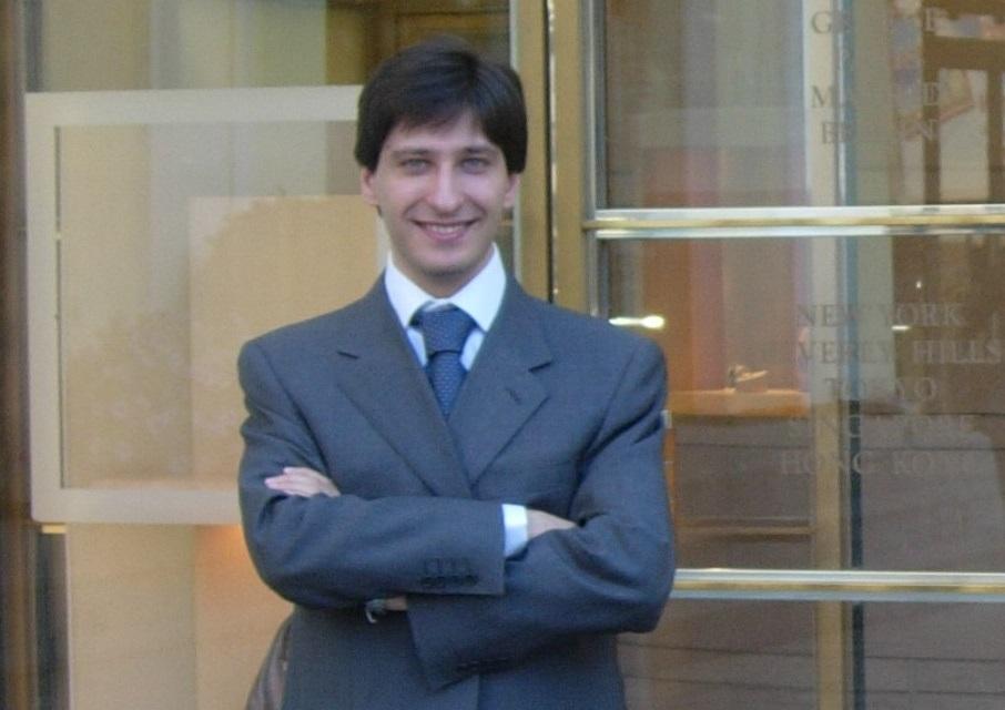 Paolo Campiglio, Presidente di Daclé SA